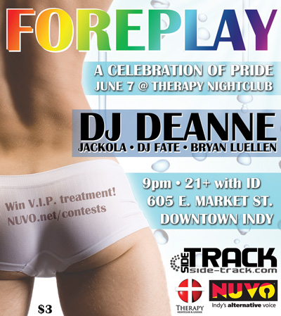 FOREPLAY @ Therapy Nightclub & Lounge